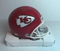 Tyreek Hill Autographed Signed Kansas City Chiefs Mini Helmet with COA