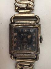 Men's Vintage Lonville Extra 17 Jewels Swiss Wristwatch