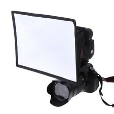 Universal DSLR Camera Flash Speedlight Lambency Softbox +Pouch Bag Set