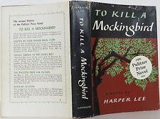 Harper Lee To Kill a Mockingbird Inscribed Eleventh Printing