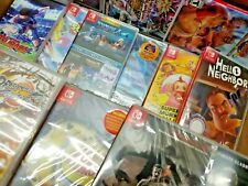 Nintendo Switch Game Cards Assorted Titles