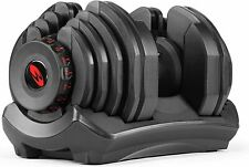 Bowflex SelectTech 1090 Adjustable Workout Exercise Dumbbell Weights - PAIR