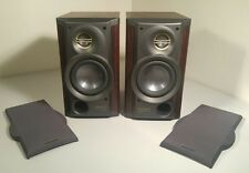Kenwood LS-SE7 2-Way Speaker System Audiophile Bookshelf Speakers - NEAR MINT