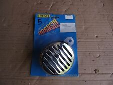 HORN 12V WITH CHROME SNAP COVER MAY FIT BSA TRIUMPH NORTON OTHERS 5