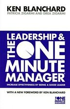 Leadership & The One Minute Manager by Ken Blanchard NEW
