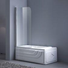 Frameless Single Bath Panel - 1500mm high x 750mm wide