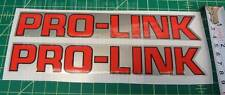Pro-Link Honda Motocross sticker decals CR XR 125 250r 350 400 450r 480r 500 600