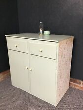 Vintage Retro  Solid Wooden Kitchen Cupboard Cabinet Unit Sideboard