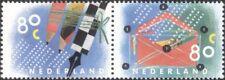 Netherlands 1993 Letter Writing Campaign/Pen/Pencils/Envelope 2v pr (n21310b)