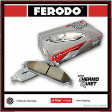 Ferodo Rear Brake Pad Set For Chrysler 300 LX/LD 2004 - 2001