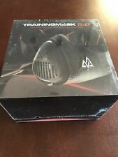 Elevation Training Mask 3.0 All Black / Blackout - Medium 150lbs to 249lbs