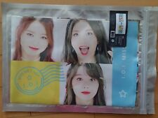 IOI KPOP Photo Cheer Slogan Towel SoMi SeJeong YooJeong CheongHa SoHye ChaeYeon