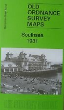 OLD ORDNANCE SURVEY MAP SOUTHSEA HAMPSHIRE 1931 SHEET 83.12 NEW