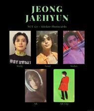 NCT 127 JAEHYUN Sticker Official Photocard Photo card PC NCT127