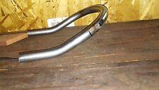"Cafe Racer Scrambler Frame Loop  Hoop 8' with 1' tube 10"" lenght honda cb550 750"