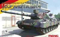 Meng TS-007 Model 1/35 German Main Battle Tank Leopard 1A3/A4 Brand New