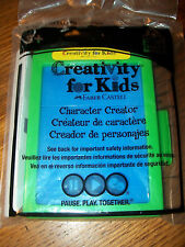 Wendy's Creativity for Kids Faber Castell Character Creator Kids Meal Toy NIP