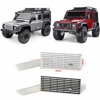 Heavyduty GRC TRX-4 Metal 1/10 RC Radiator Grille For Traxxas TRX-4 DEFENDER Car
