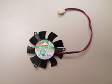 45mm Fan 2 Pin Nvidia GT430 620 Video Card Magic MGA5012XR-A10 (TCM5010-12RF)