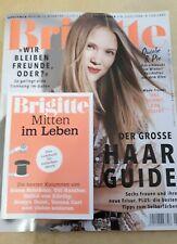 Zeitschrift: Brigitte Heft Nr.3 +
