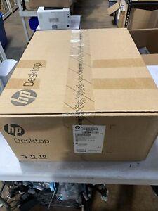 HP ProDesk 600 G3 SFF Desktop PC 3.70GHz Core i3-6100 4GB RAM 500GB HDD WIN7