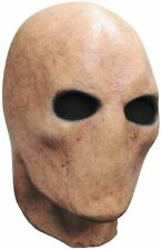 Horror Slender Man Latex Mask Adult Slenderman Face Creepypasta Myth Cosplay