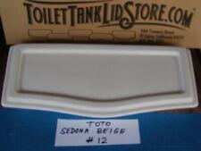 Toto TCU784CR Clayton Toilet Tank Lid SEDONA BEIGE #12 ST784 7F
