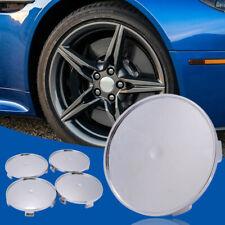 4pc Universal 68mm-65mm Vehicle Car Wheel Center Cap Cover Tyre Tire Rim Hub Cap