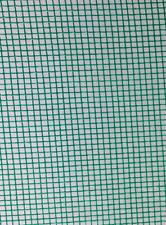 GREEN Fiberglass Insect Mesh 40cm x 40cm