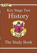 KS2 History Study Book (Pt. 1 & 2) by Richard Parsons