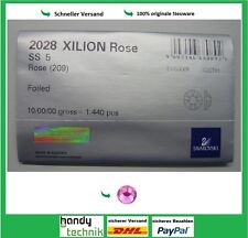 Strasssteine Swarovski 2028 Xilion Rose SS 5  Rose (209) 1440 Stück