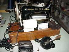 Convertire la vecchia macchina da cucire elettrica drive.motorset (computer non in dotazione)