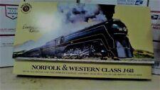 BACHMANN  Ltd Ed  N&W-NORFOLK & WESTERN J Class Steam Locomotive/Tender 611  Ho