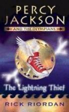 The Lightning Thief: Percy Jackson and the Olympians - Advanced Readers Copy