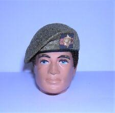 Banjoman 1:6 Scale Irish Guards Khaki Beret For Action Man / G I Joe