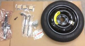 "GENUINE OEM 2015 KIA OPTIMA SPARE TIRE KIT FOR OPTIMA WITH 17"" WHEELS"