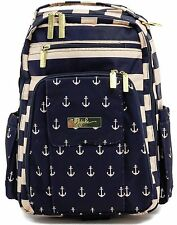 Ju Ju Be Legacy Be Right Back Backpack Baby Diaper Bag The Commodore NEW
