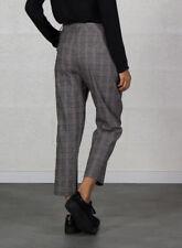 Pantaloni da donna grigio taglia M