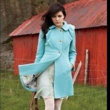 Anthropologie Floe & Current Coat By Leifsdottir Size 10  Blue- $498!!