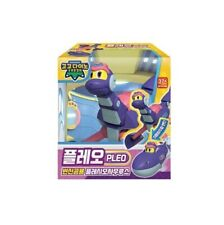 GOGO DINO Mini PLEO Dinosaur Transformation Action Figure Robot Toy + Tracking