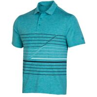 NEW Mens Under Armour Playoff Incline Stripe 2.0 Golf Polo - Choose Size & Color
