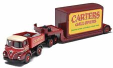 "Atlas Editions ""The Greatest Show on Earth"" Carters Foden Low Loader & Generator"