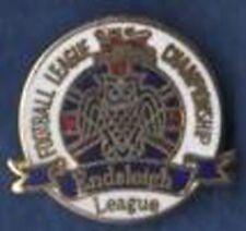 Endsleigh Football League Championship enamel lapel badge