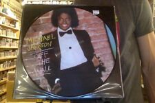 Michael Jackson Off the Wall LP new picture disc vinyl reissue