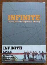 Infinite - IDEA Photobook+DVD+Postcard Set with Dongwoo Poster K-Pop I.D.E.A.