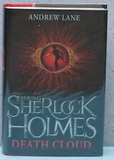 Young Sherlock Holmes Death Cloud- UK Edition-signed/numbered ( Item  1117 )