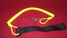 KALESTEAD HIGH-RISE WINDOW CLEANING COILED LANYARD, COIL 250MM APPX