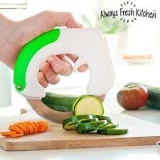 Cuchillo circular Chop &amp Rollalways Fresh Kitchen