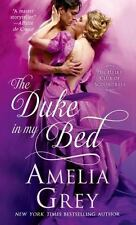 The Duke In My Bed (The Heirs' Club) by Grey, Amelia
