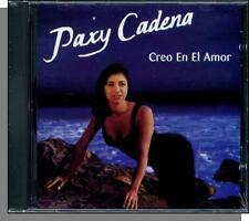 Paxy Cadena - Creo en El Amor - New 1996 Spanish Language CD!